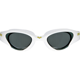arena The One Goggles smoke-white-white